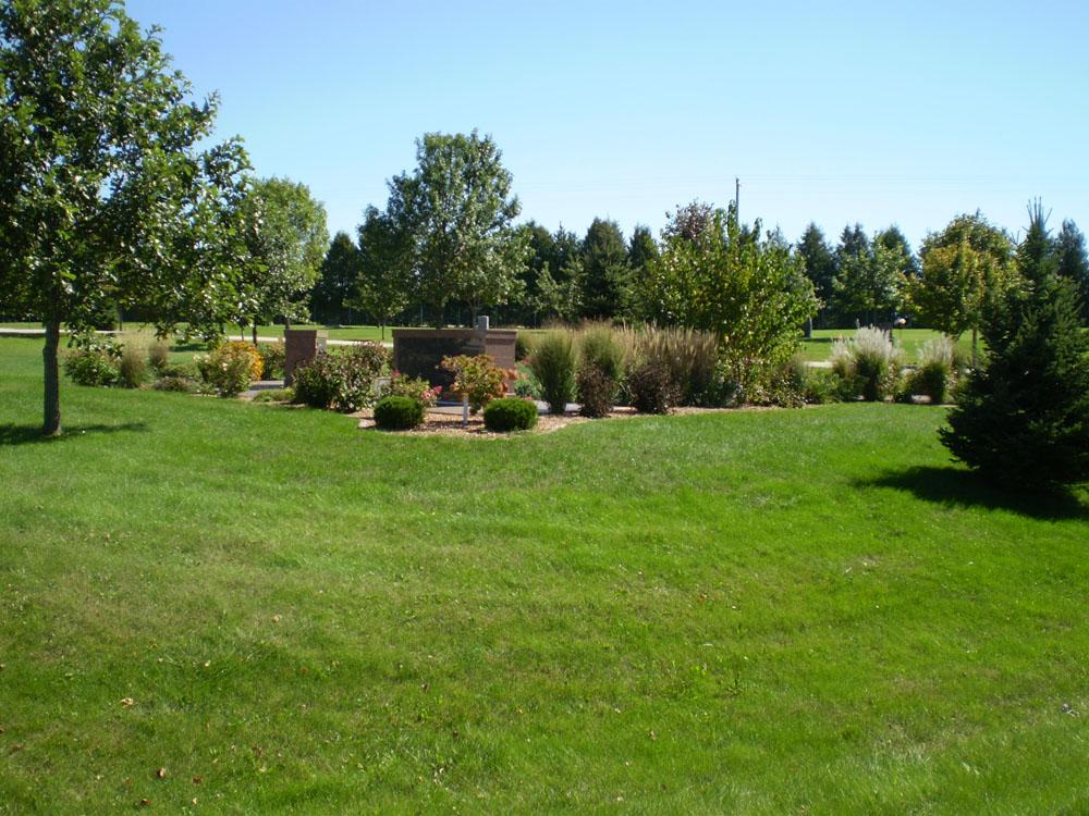 Oakwood East Cemetery Landscape