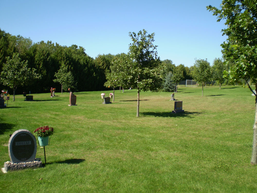 Oakwood East Cemetery Plots