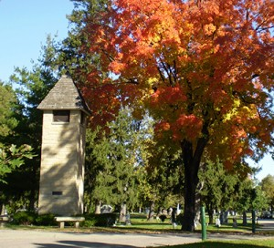 Oakwood Cemetery Bell Tower